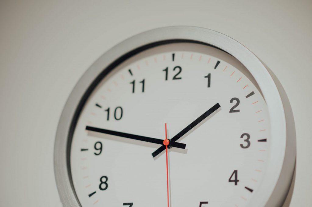 Registro horario obligatorio para todos los trabajadores a partir del 12 de mayo