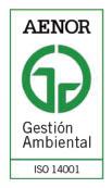Certificado Gestión Ambiental