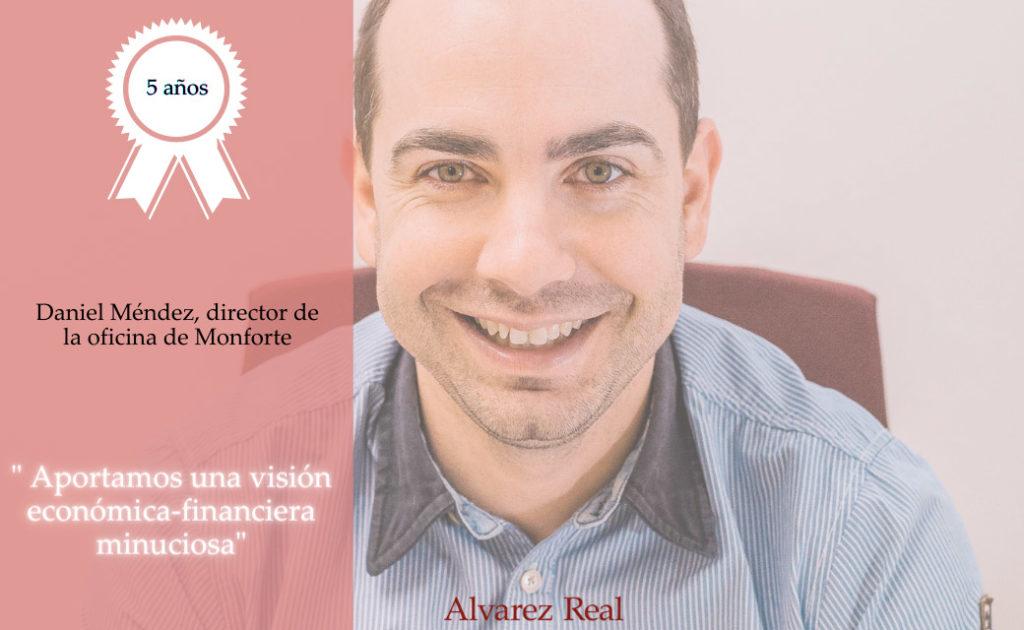 Alvarez Real cumple cinco años en Monforte de Lemos