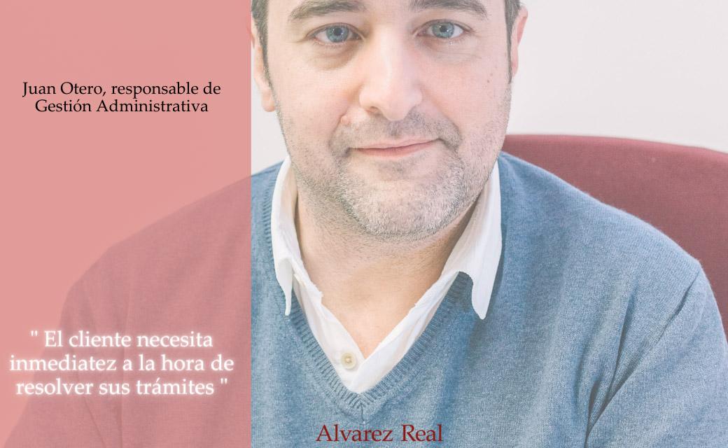 Juan Otero es nuestro experto en el área de Gestoría Administrativa