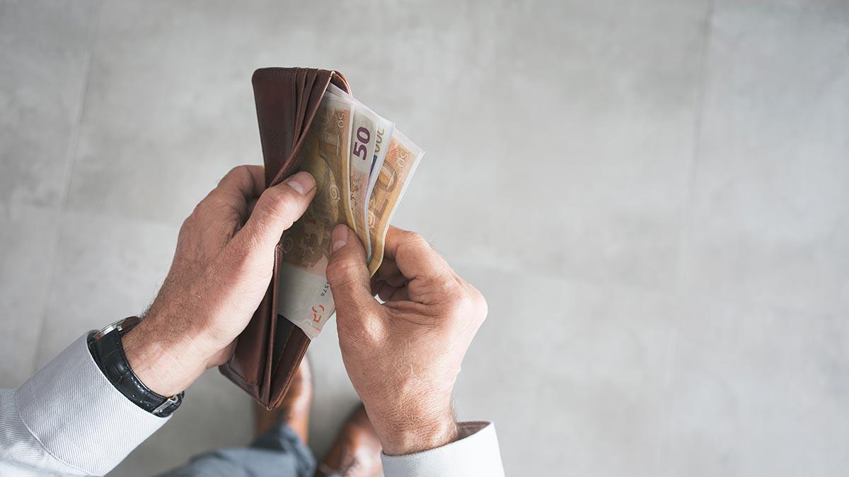 Ley antifraude: los pagos en efectivo superiores a 1.000 euros ya están prohibidos
