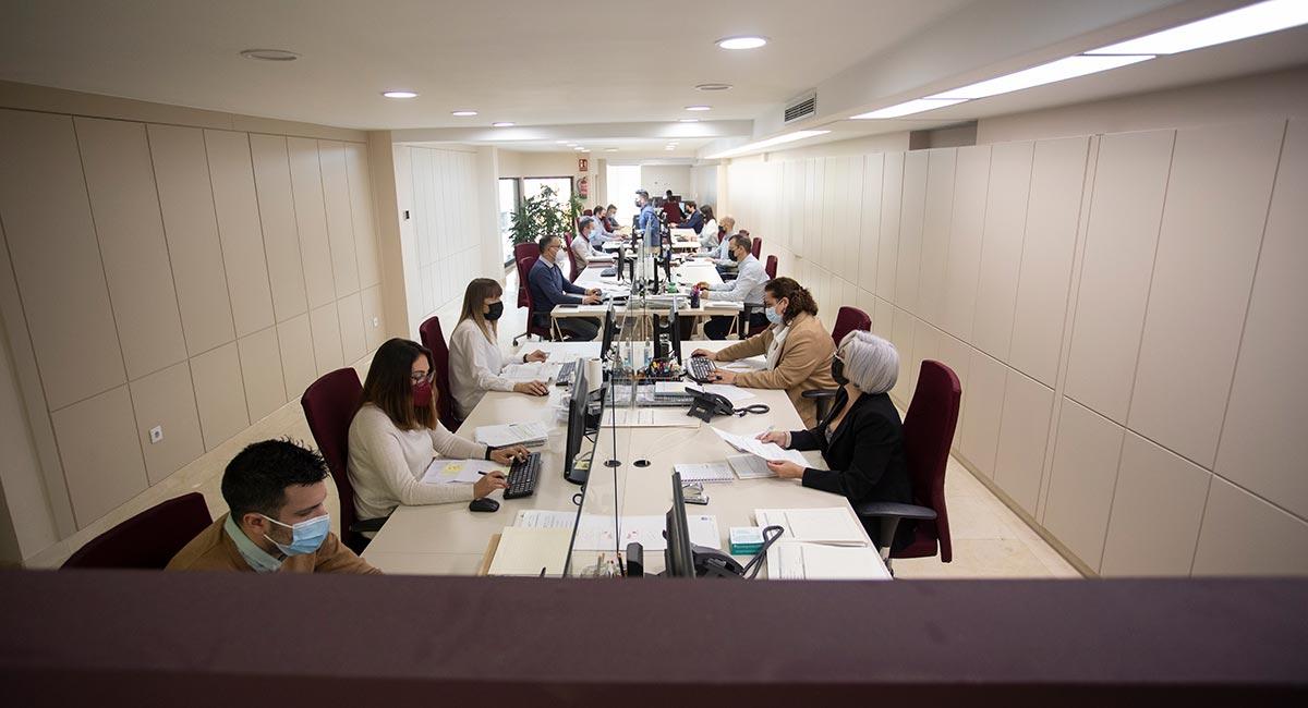 Ya disponibles las ayudas para el fomento del empleo, la contratación y el autoempleo